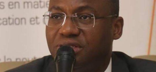 Le Ministre de la Communication et des médias, Sidi Touré, porte parole du Gouvernement donne les mesures de sécurité relatives à la lutte contre le Coronavirus (COVID19)