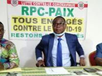 COMMUNIQUE DE PRESSE DU RPC-PAIX