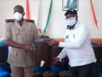 Lutte contre le Covid-19 : Dr Gustave Aboua fait un don aux populations d'Akoupé