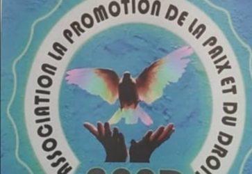 Le Matériel de l'association pour la promotion de la Paix a été volé