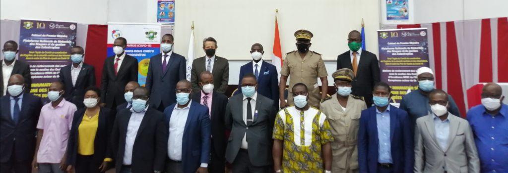 Ouverture à Abidjan de l'atelier de formation sur l'inhumation digne et sécurisé des personnes décédées en période épidémiques
