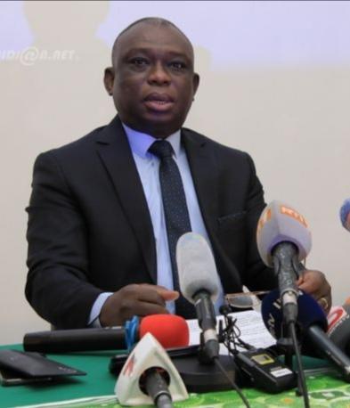 Conférence de presse de l'honorable kouadio Konan Bertin (KKB) ce mardi 07 juillet 2020 à Abidjan-Cocody (au Palm-club)