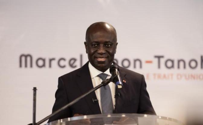 Côte d'Ivoire :Message à la nation du Ministre Marcel Amon Tanoh