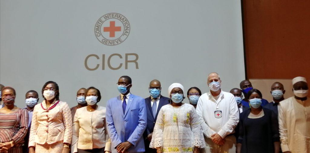 Célebration de la Journée Internationale des personnes disparues, 1ère édition à Abidjan