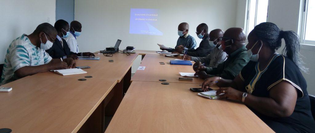 Côte d'Ivoire /Santé Oculaire. La maladie du glaucome au cœur d'une Conférence Publique.