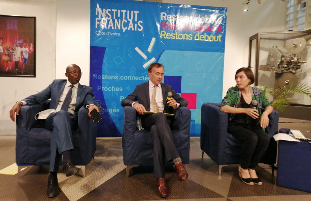 L'institut Français de Côte d'Ivoire lance sa saison culturelle 2020-2021 avec pour thème :Restons Debout !