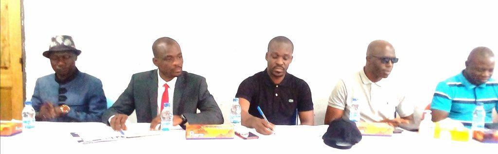 Le Réseau des Jeunes Dynamiques et Conscients pour le Développement et l'Epanouissement de Guibéroua ( RJDC-DE) prône la paix et le vivre ensemble