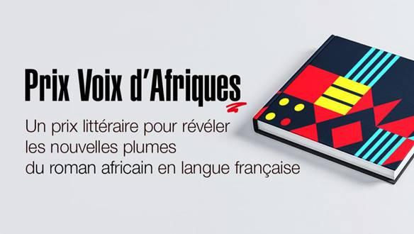 «Prix Voix d'Afriques »:un prix littéraire pour relever les nouvelles plumes du roman africain en langue française