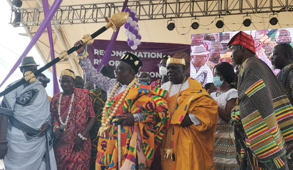 Côte d'Ivoire /élection présidentielle 2020 : Investiture par le peuple du candidat Kouadio Konan Bertin (KKB)