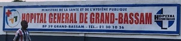 Côte d'Ivoire :Inauguration de l'hôpital Général de Grand-Bassam réhabilité