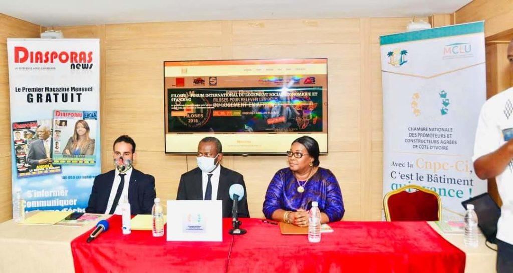Côte d'Ivoire :La problématique du logement abordable au cœur d'un panel organisé par la Chambre des Promoteurs et Constructeurs agréés de Côte d'Ivoire