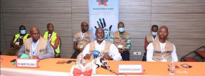 DÉCLARATION PRÉLIMINAIRE DE LA MISSION INTERNATIONALE D'OBSERVATION ÉLECTORALE (MIOE) COTE D'IVOIRE 2020
