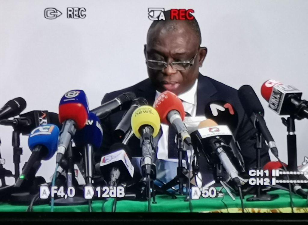 Côte d'Ivoire :Déclaration de l'Honorable Kouadio Konan Bertin devant ses militants après la proclamation des résultats par la CEI