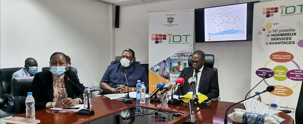 Côte d'Ivoire :La TNT, Bilan du Déploiement et perspectives