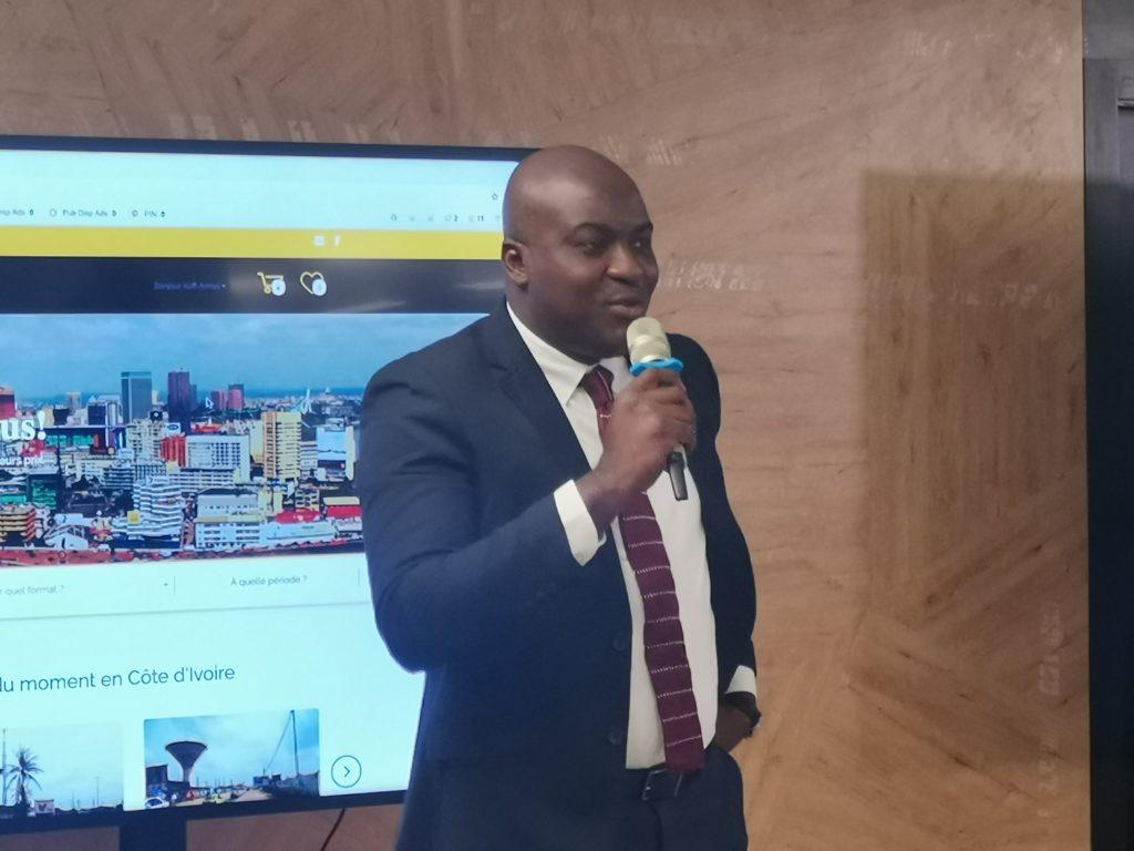 Lancement à Abidjan d'une plateforme digitale sur l'affichage publicitaire dénommée «Nymba»