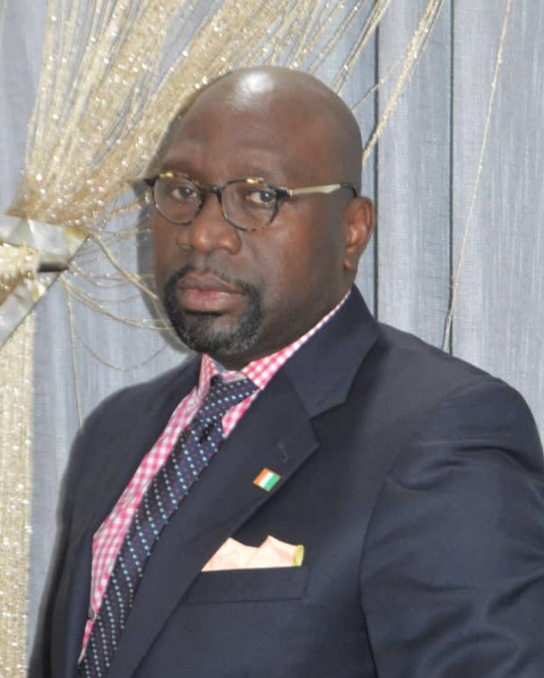 Voeux du nouvel an 2021 : le message du président du LCEP, Dr Remy ATHACOU