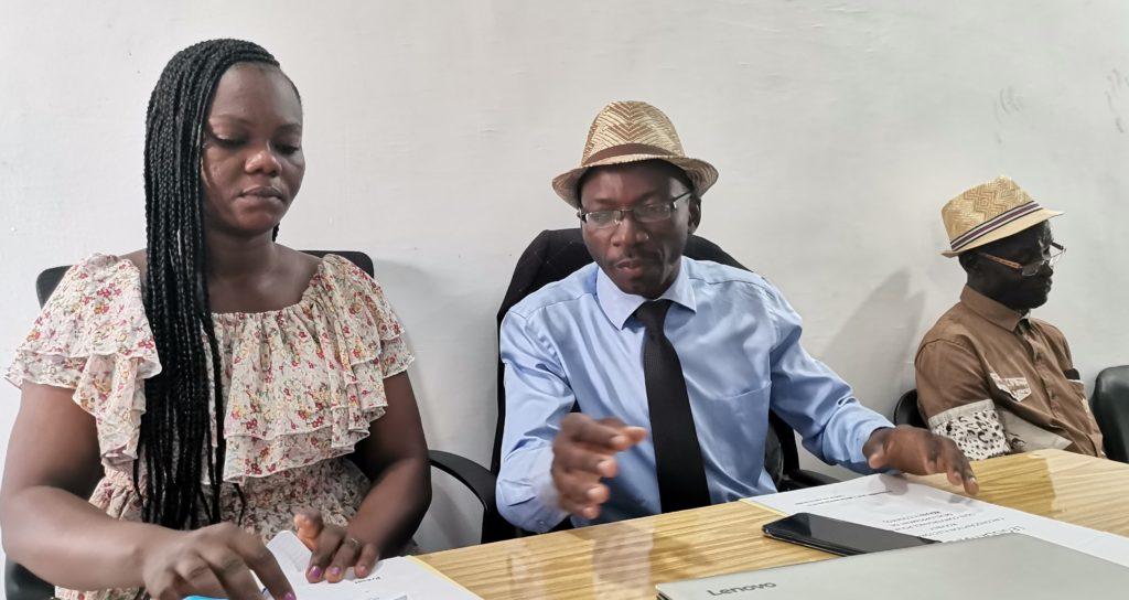 Législative 2021 /circonscription Électorale de Kouibly:la liste Convergence pour le Développement de Kouibly(CODEKO) représenté par Koulai Mangni Valentin déclare sa candidature