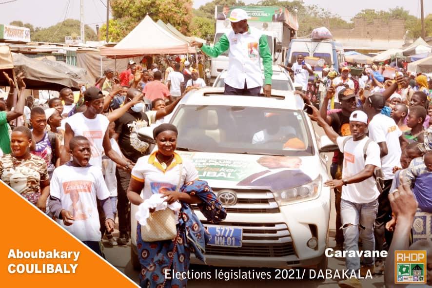 Législatives à Dabakala et sous-préfecturesAboubakary Coulibaly crée l'émeute à Dabakala