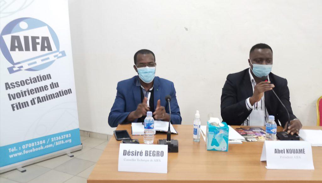 Présentation du Festival du Film d'Animation d'Abidjan (FFAA) 2021(les 28,29 et 30 Mai 2021)