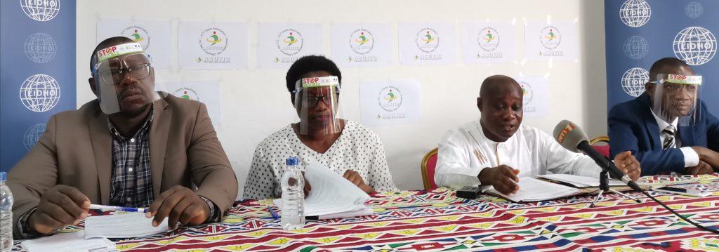 Lancement du Projet: «Renforcement de la protection des données personnelles en Afrique de l'ouest»