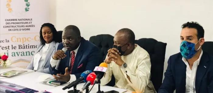 Côte d'Ivoire :Lancement de la 3ieme Édition du Forum international du logement social économique et standing (Filoses) 2021.