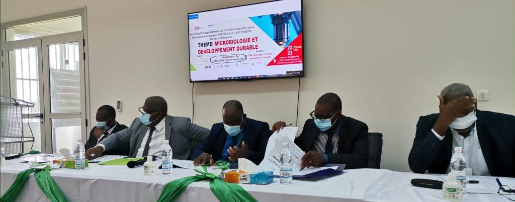 Journées Scientifiques de la Société Ivoirienne de Microbiologie 2021 (J2SIM 2021)