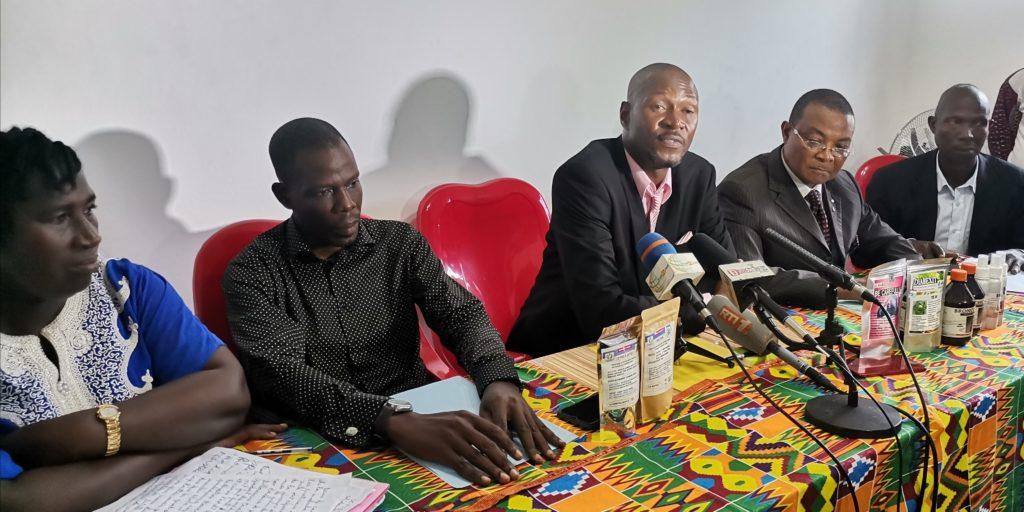 Côte d'Ivoire /Santé : Kouayé Gueu Didier président de la FTSN-CI parle du rôle de la Médecine Traditionnelle face à la Covid-19.