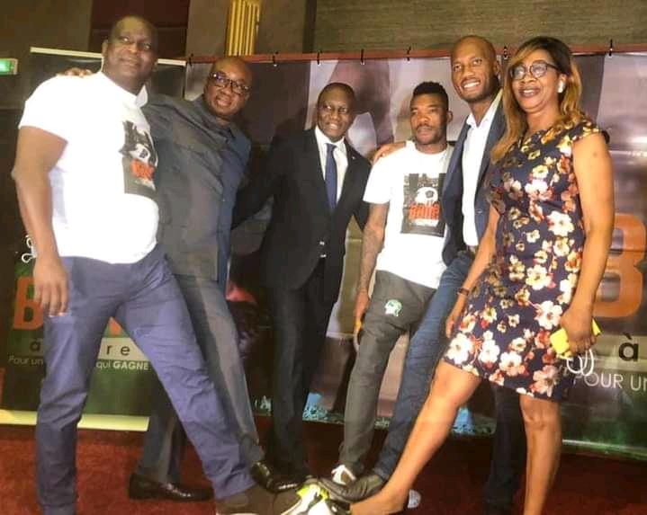 Côte d'Ivoire :lancement du concept » Balle à terre»