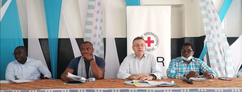 Côte d'Ivoire / CICR : présentation de la Web Série Animée «Les Bons Voisins»
