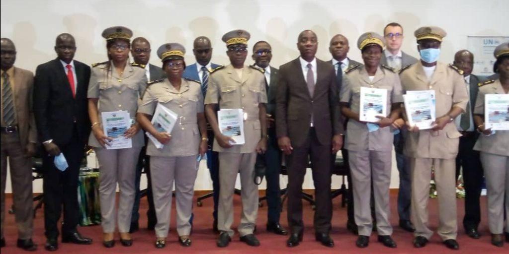 Côte d'Ivoire/Environnement Marin et Cotier: Cérémonie de lancement du Rapport sur l'État de l'Environnement Marin et Côtier en Côte d'Ivoire (REEMCI).