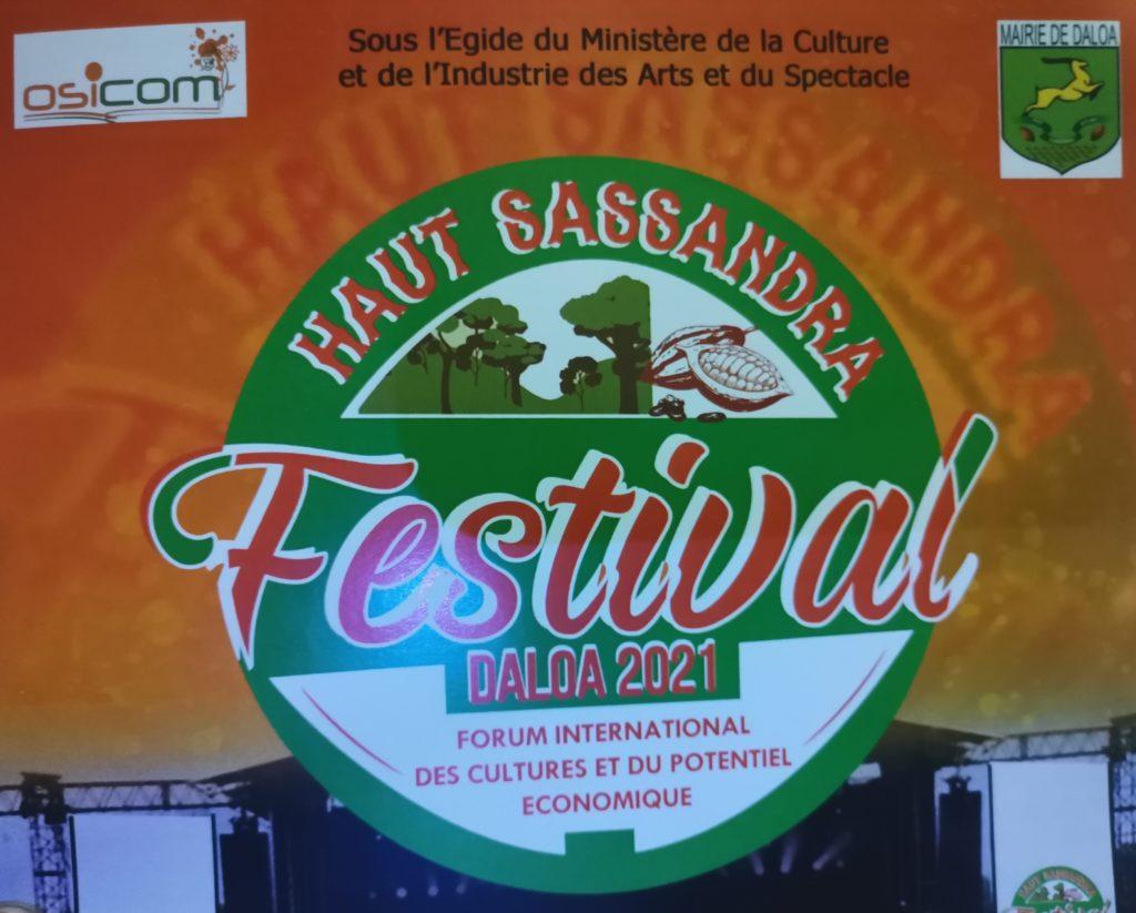 Lancement Officiel du Haut Sassandra Festival ( Daloa 2021)