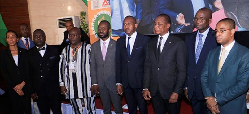 Ouverture à Abidjan de la 3ème édition du Forum international du logement social économique et standing (Filoses) 2021.