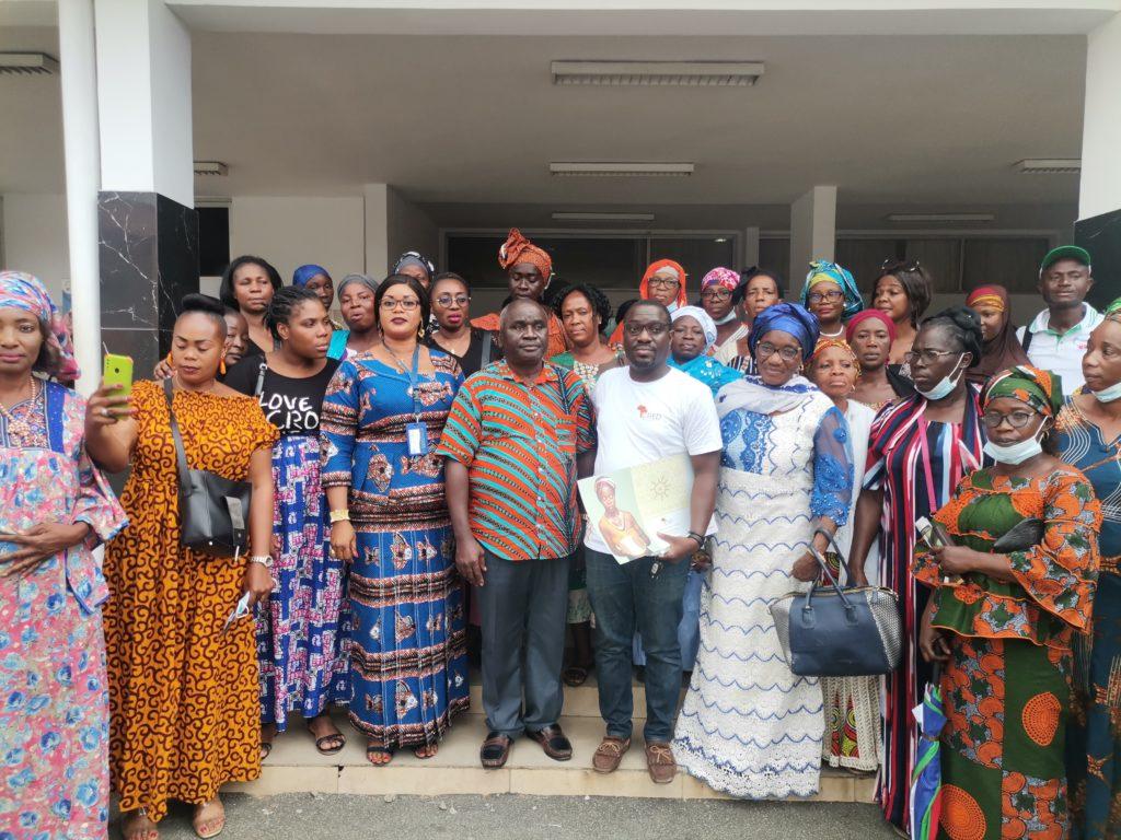 Partenariat entre l'ONG La Main de Dieu et CRED Africa pour l'Autonomisation des Femmes