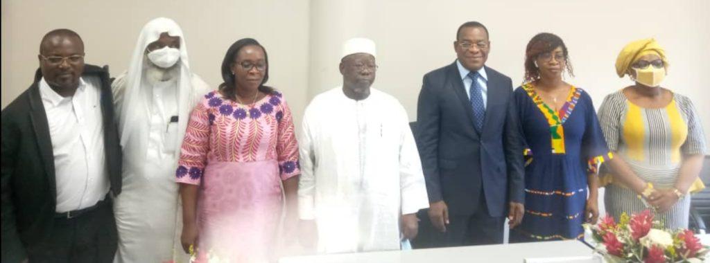 Côte-d'Ivoire :Paix et Cohésion Sociale