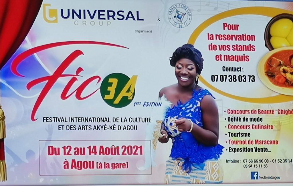 Lancement à Abidjan de la 1ère édition du Festival International de la Culture et des Arts AKYÉ-KÊ d'Agou (FIC 3A)