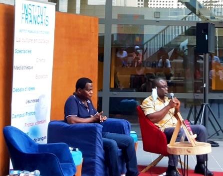 129ème Café littéraire:Maurice M'Bra Kouadio présente son essai « Les Religions ancestrales des Akan de Côte d'Ivoire, »