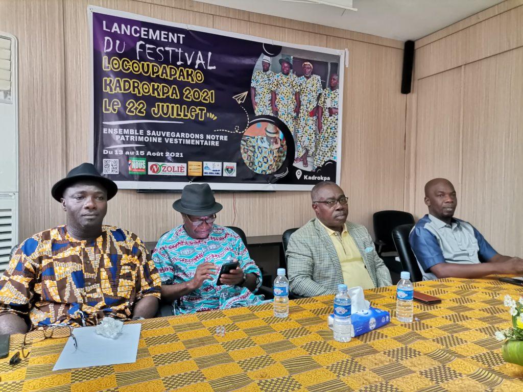 Côte d'Ivoire :Lancement de la 3ieme édition du Festival LOKOUPAPAKO de Sassandra (Festival de valorisation du port de pagnes en Pays Gbôklè)
