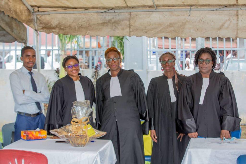 L'édition 2021 de la semaine du Jeune avocat un défi majeur pour l'association des jeunes avocats de Côte d'Ivoire (AJACI)