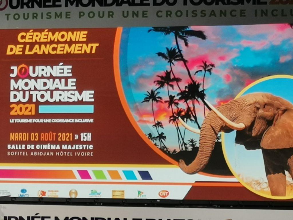 Tourisme: la Côte d'Ivoire, pays hôte de la JMT 2021, lance les festivités