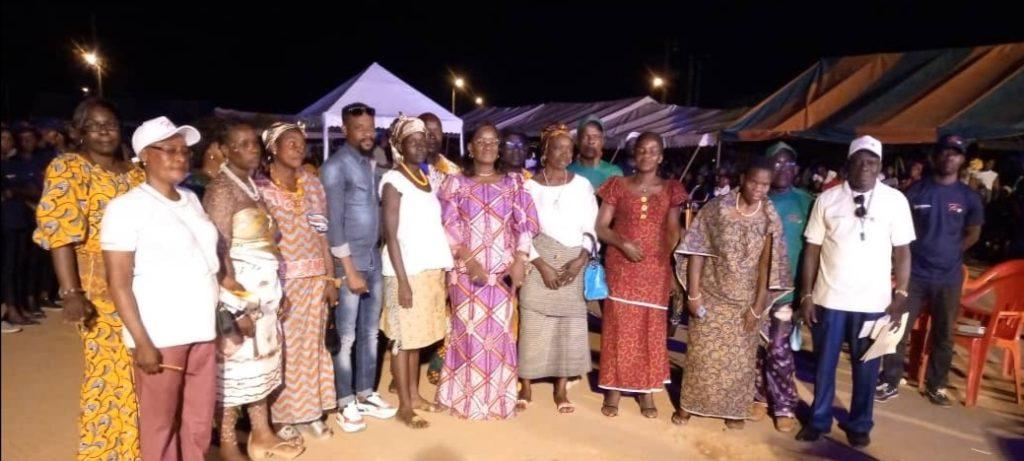 Cérémonie de clôture du FIC3A : Pari réussi pour Aboké Guyzo !