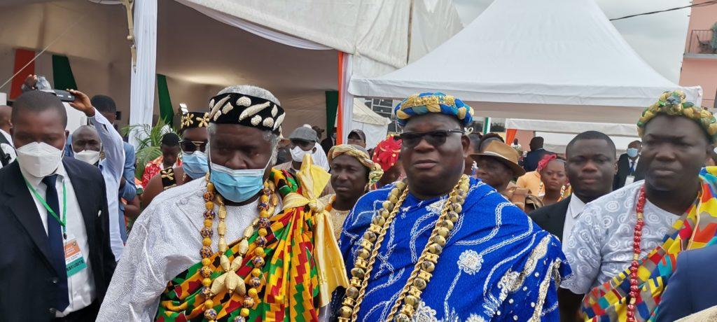 Côte d'Ivoire /FATCHUÉ 2021 :Célébration de la fête de Génération BLESSOUÉ d'Abidjan-Agban