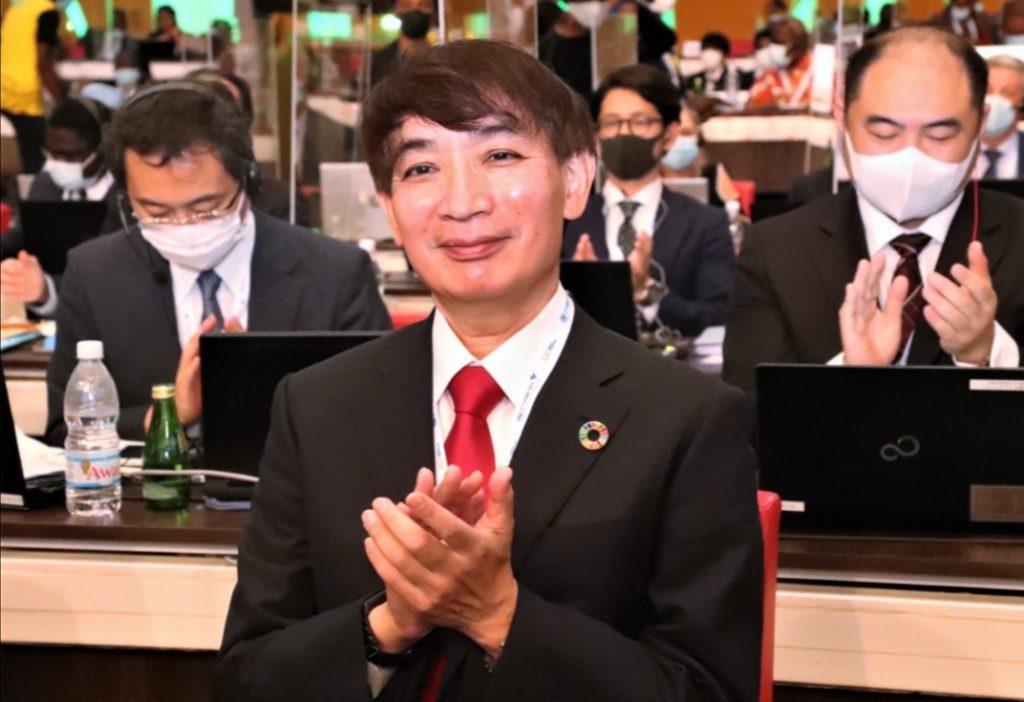 Union postale universelle/ Masahiko Metoki, du Japon, élu nouveau Directeur général de l'Union postale universelle