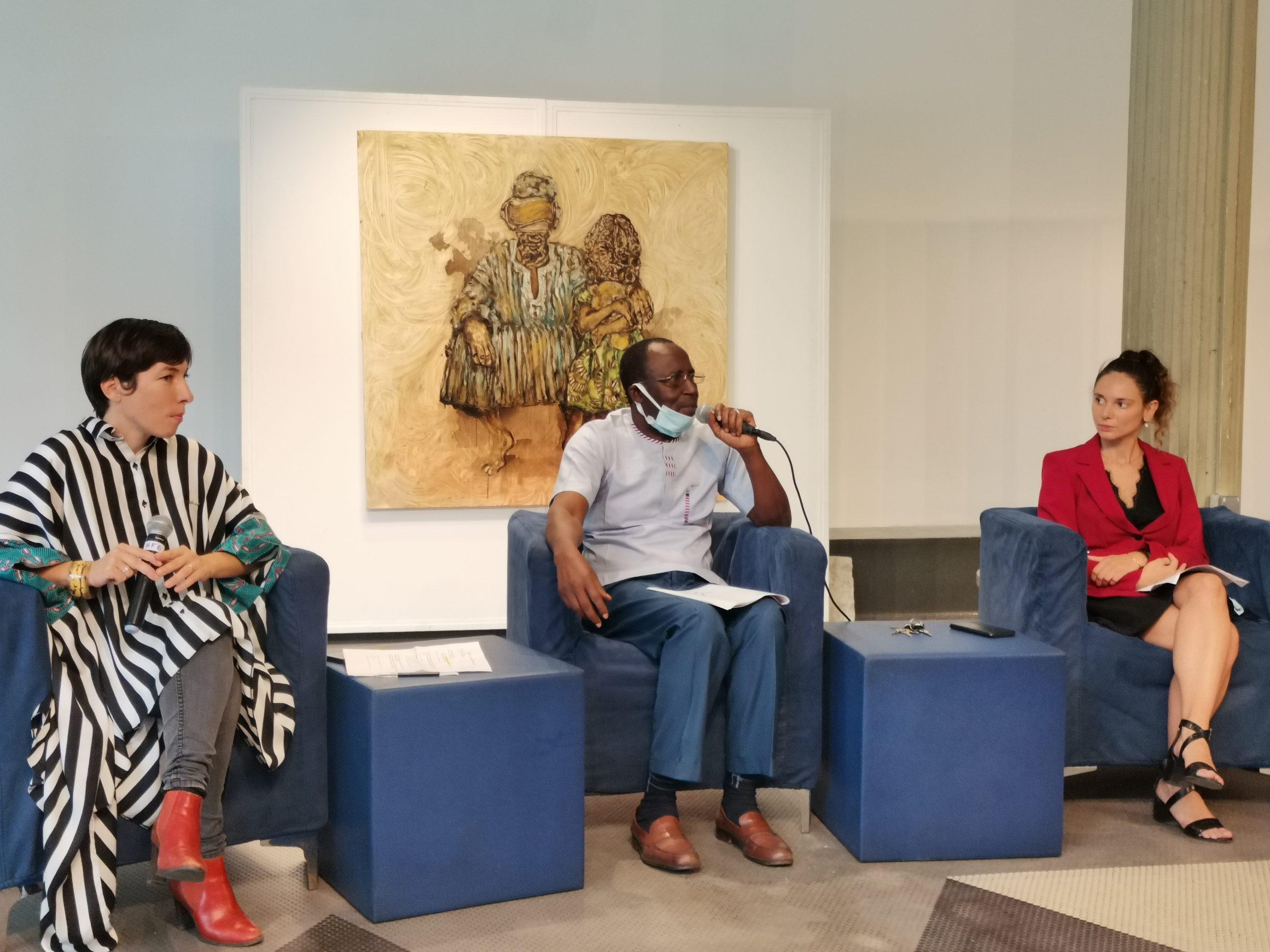 Lancement de la Nouvelle saison Culturelle de l'institut Français de Côte d'Ivoire.