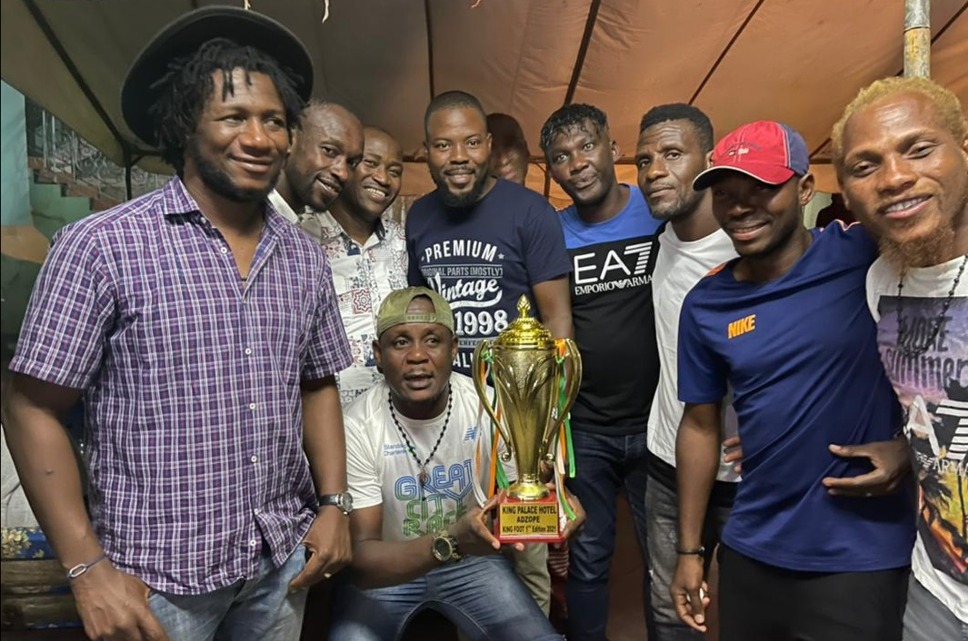 Côte d'Ivoire /Adzopé: 1ère édition du tournoi de maracana dénommée «King Foot»