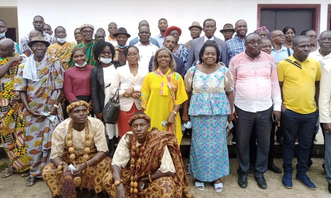 Côte d'Ivoire : Présentation d'une fondation pour contribuer à l'épanouissement des communautés