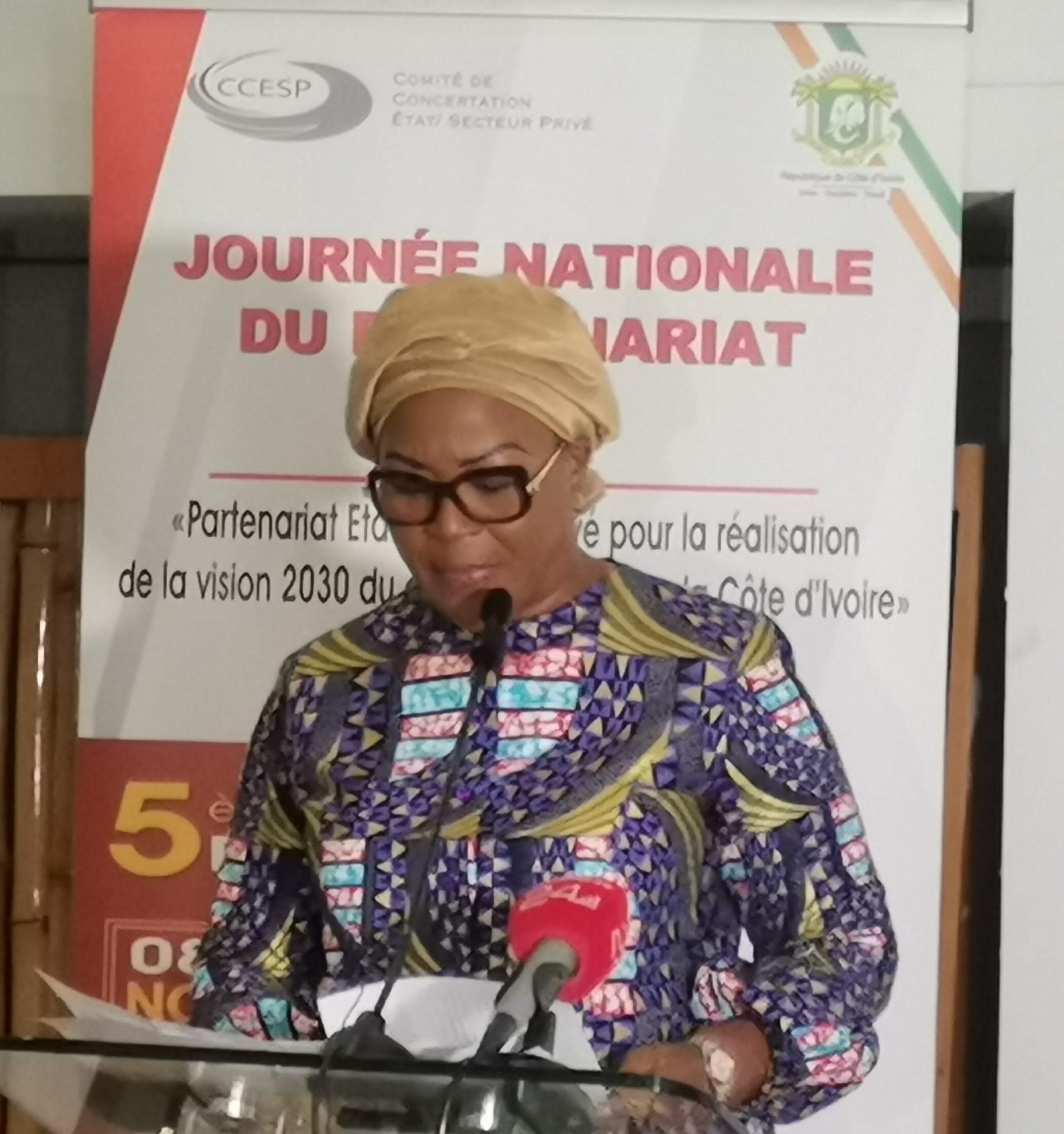JNP2021:Lancement Officiel de la Cinquième édition de la Journée du Partenariat entre l'Etat et le secteur Privé.