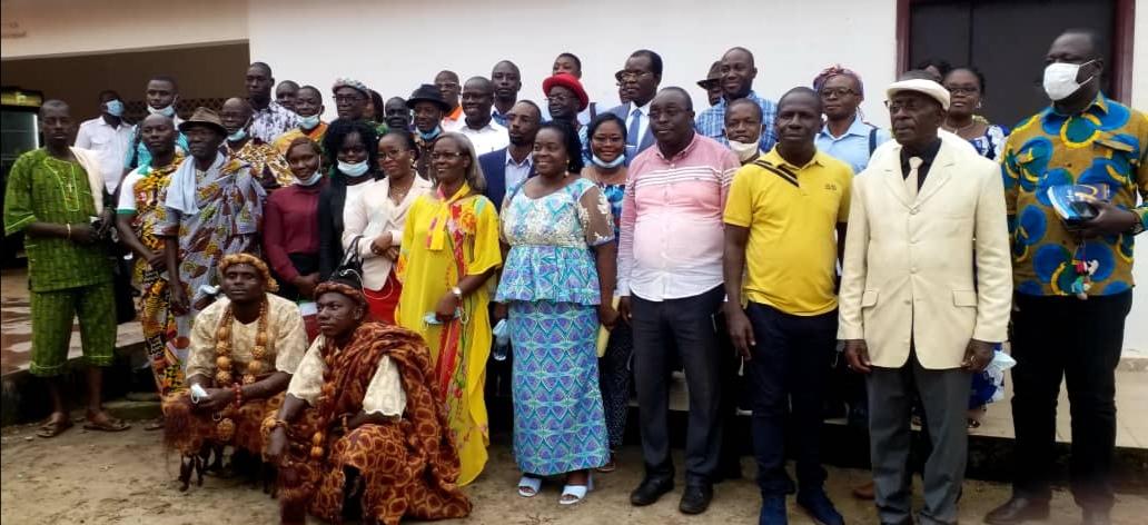 ADIAKE: UNE FONDATION POUR L'EPANOUISSEMENT DES COMMUNAUTES AFRICAINES VOIT LE JOUR.