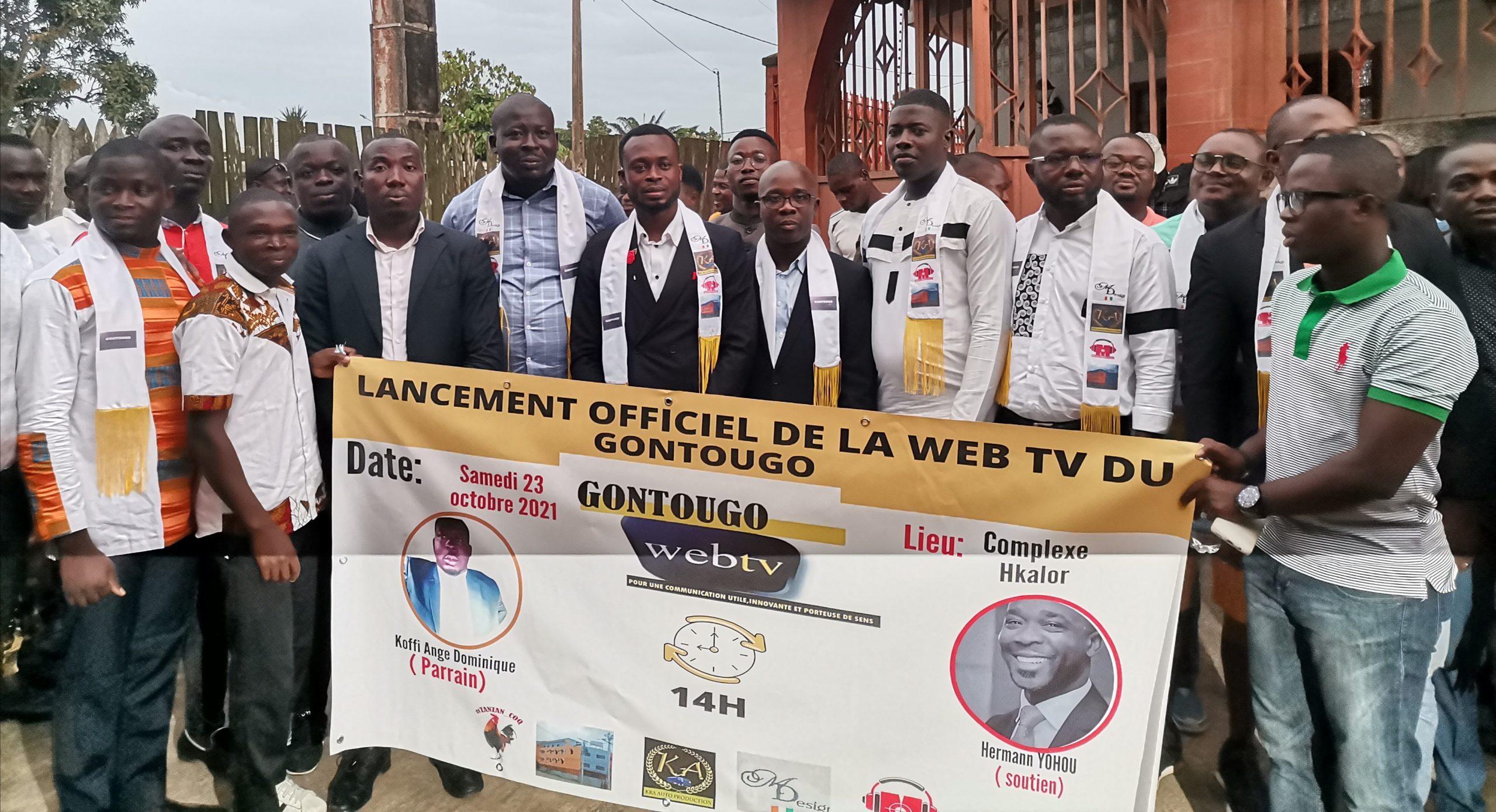 GONTOUGO TV : UNE WEB TV POUR PROMOUVOIR LA CULTURE DE LA RÉGION DU GONTOUGO.