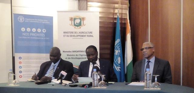 Transformation des systèmes agroalimentaires africains pour une croissance inclusive et une prospérité partagée